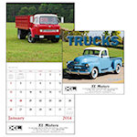 Treasured Trucks Wall Calendars